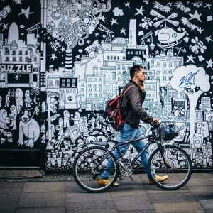 Photograph of the week: Brick Lane, London, UK