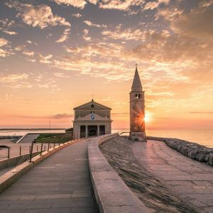 Photograph of the week: Church of the Blessed Virgin of the Angel in Caorle, Italy