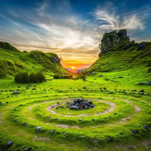 Photograph of the week: Fairy Glen, Isle of Skye, Scotland, UK