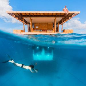5 of the most unusual places to stay around the world