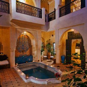5 luxurious Marrakech riads