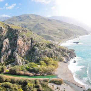 The island of Crete - a destination for nature lovers