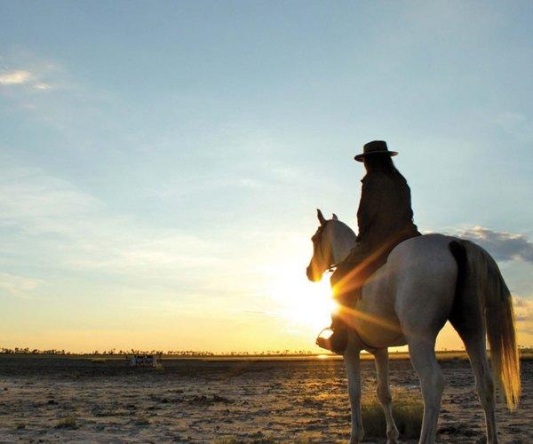 Horseback Safaris in southern Africa