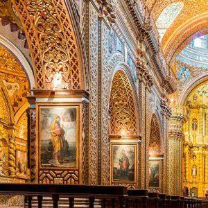 Luxury travel to Ecuador