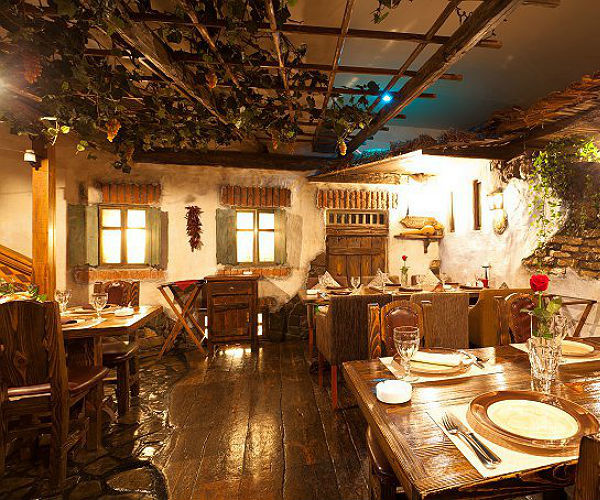 Restaurant Genadzvale
