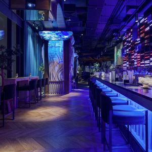 Moscow's 5 finest high-end rooftop bars