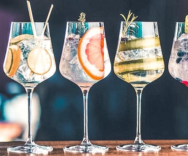 Gin tasting Cape Town