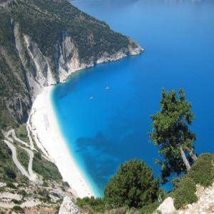 Top 10 beaches in Greece