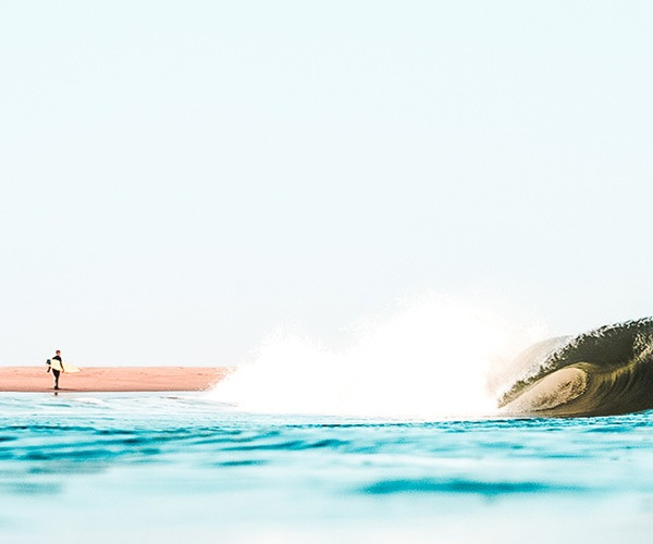 Namibia Surfing