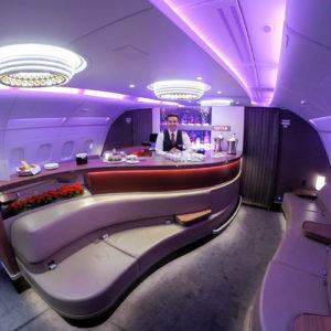 The top 5 inflight bars