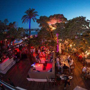 6 top beach clubs in Ibiza