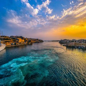 The best seafront hotels in Malta