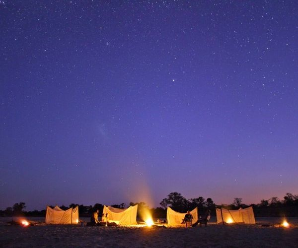Sleepout from Nsolo Camp, South Luangwa, Time+Tide