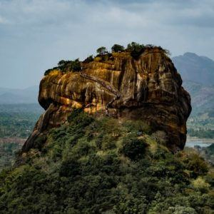 Sigiriya mountain