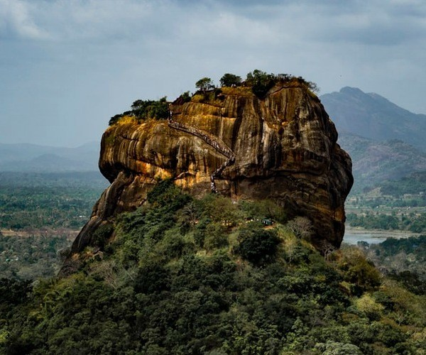 Sigiriya mountain