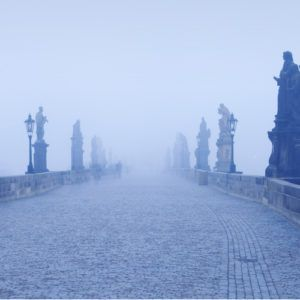 Top 5 most haunted cities in Europe to visit by private jet