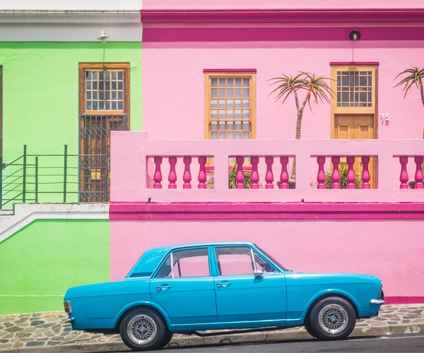 Photo of the week: Bo-Kaap, Cape Town, South Africa