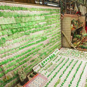 Myanmar jade market