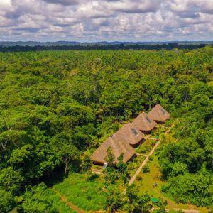 Napo Cultural Center- Cabins