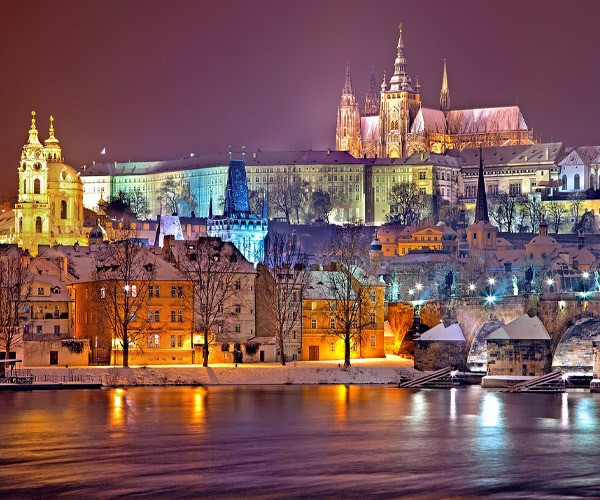 Photo of the week: Prague Castle, Prague, Czech Republic