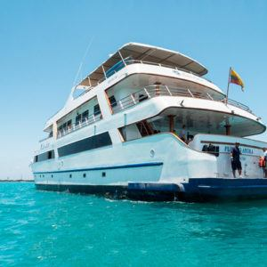 Choosing the right cruise in Galapagos Islands