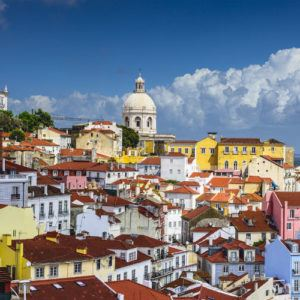 Falling in love with Lisbon: 5 reasons why you'll be enthralled by Portugal's cool capital this Autumn