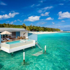 Luxury island resorts perfect for a post-COVID-19 retreat