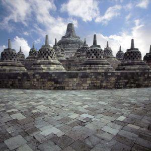 Photo of the week: Borobudur Temple, Indonesia