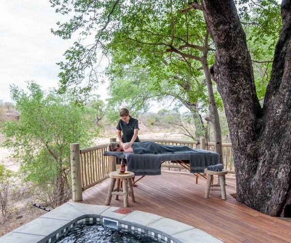 Jock Safari Lodge Spa