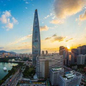 Photo of the Week: Lotte World Tower, Seoul, Korea