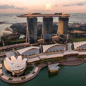Photo of the Week: Marina Bay Sands, Singapore
