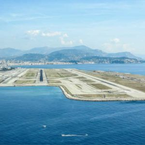 Europe's top 9 private jet airports