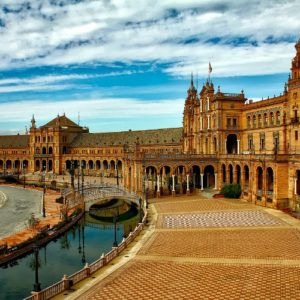 5 places to visit in Andalucía