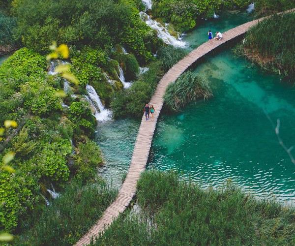 Photo of the Week: Plitvice Lakes, Croatia
