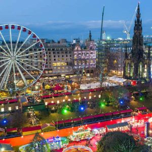 5 of the best Christmas markets in Britain
