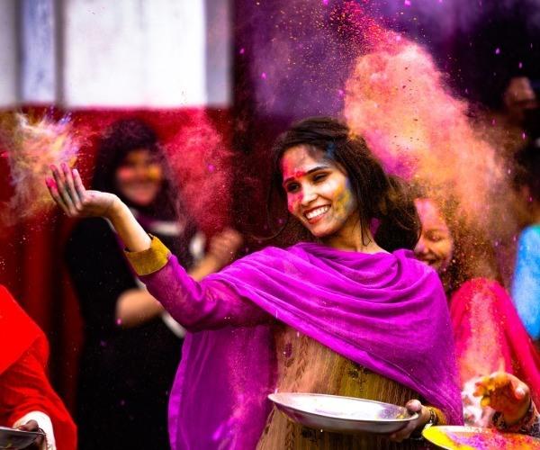 holi-Festival of Colours