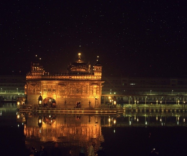 India-Temple of Amritsar