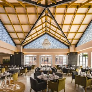 Top 5 hottest restaurants in and around Cape Town
