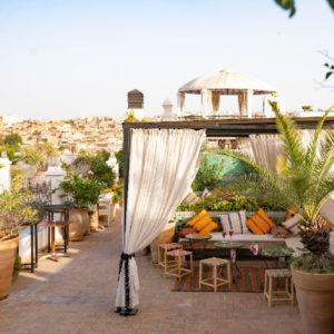 Short stay: Palais Amani, Fez, Morocco
