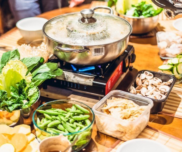 Chinese hot-pot
