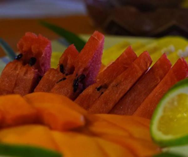 Fruit- Napo Wildlife Center