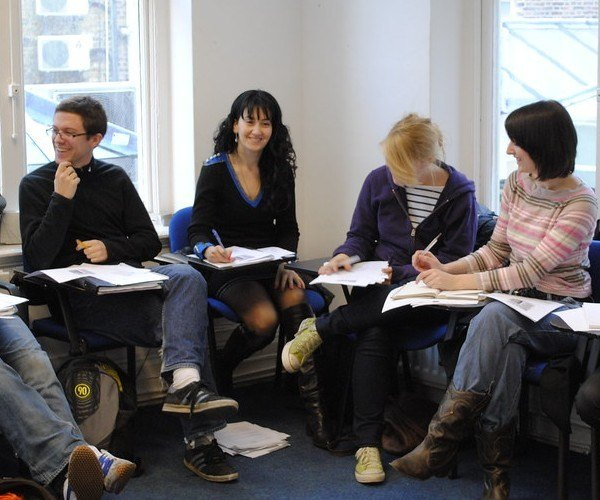 speaking class barcelona