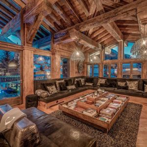 A catered ski chalet is the perfect choice for a corporate ski trip