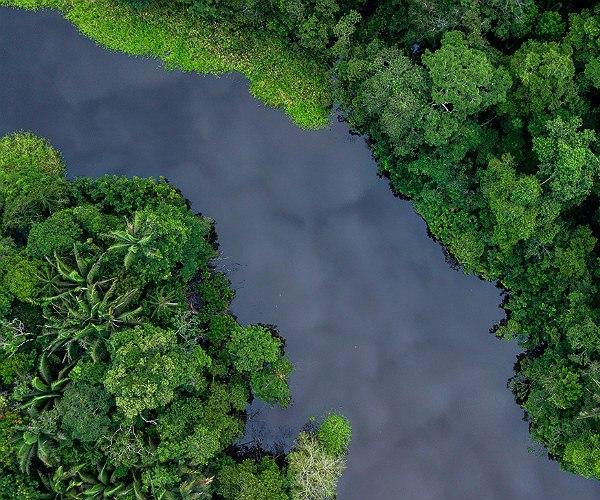 Añangu Creek