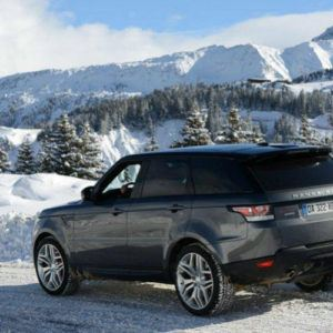 Driving to the Alps - how to make it fun, hassle free and with a little bit of luxury!