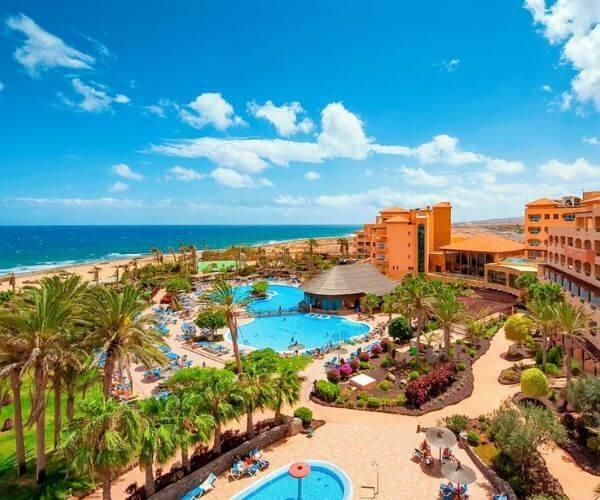 Elba Sara Beach Resort in Fuerteventura