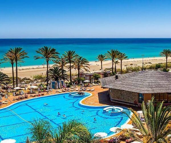 SBH Costa Calma Palace in Fuerteventura