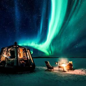Top 8 ways to experience the Northern Lights