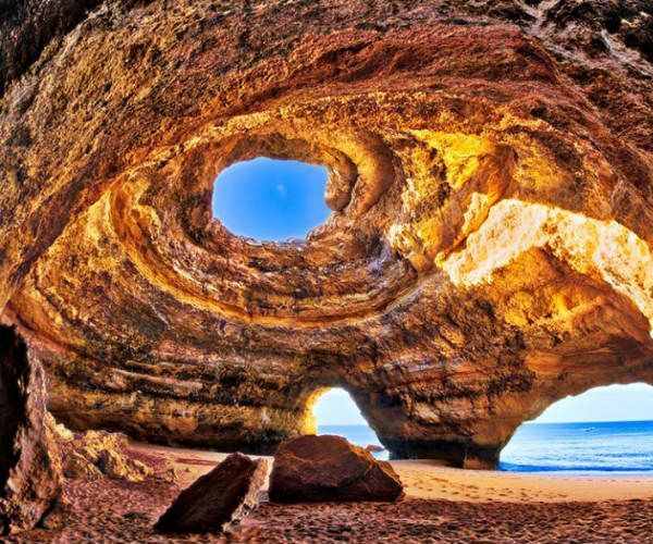 Benagil-caves-portugalholidays4u