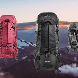 Choose from two stunning new Tatonka backpacks (in either case, CORDURA has your back)
